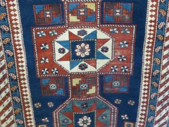 Middle Eastern hall Rug £900