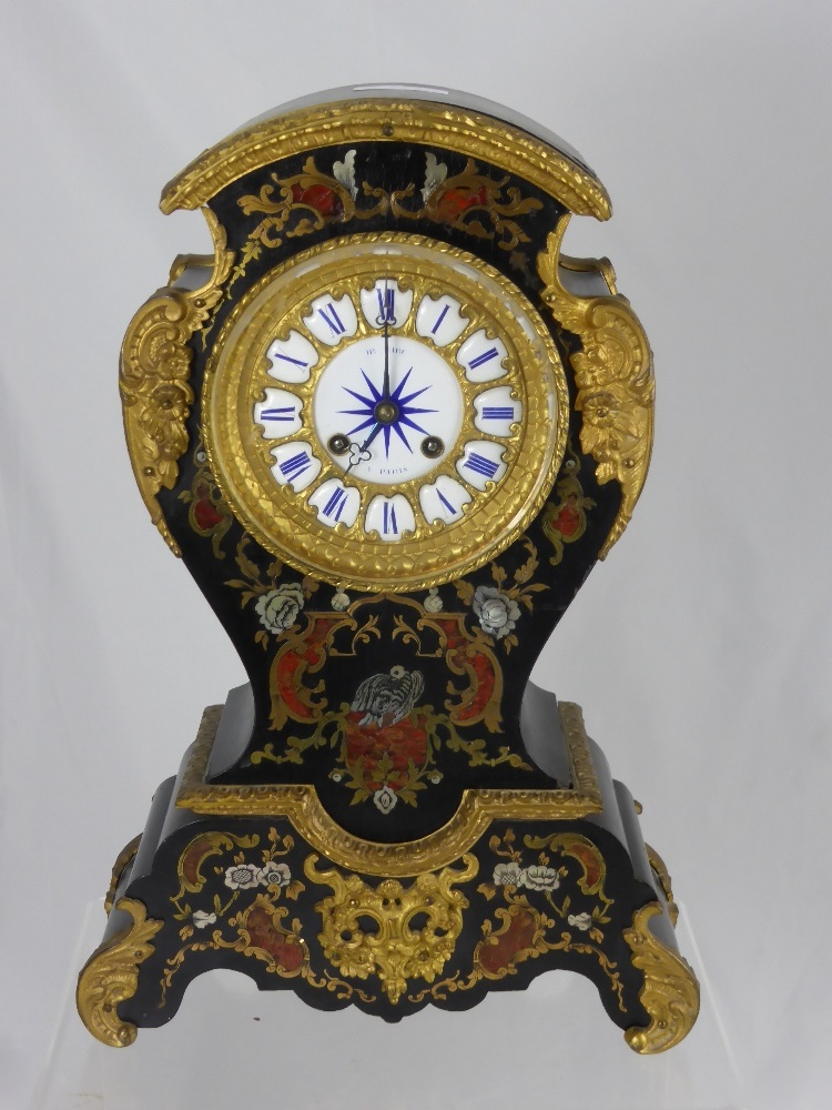 19th French Clock £360