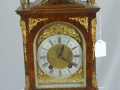 Antique German Walnut Bracket Clock £340