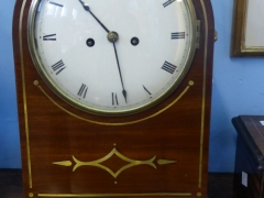 Mahogany Table Clock £400