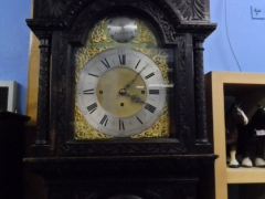 Oak Long Case Clock £1500