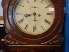 Scottish Grand Father Clock by Daniel Duff of Paisley £480