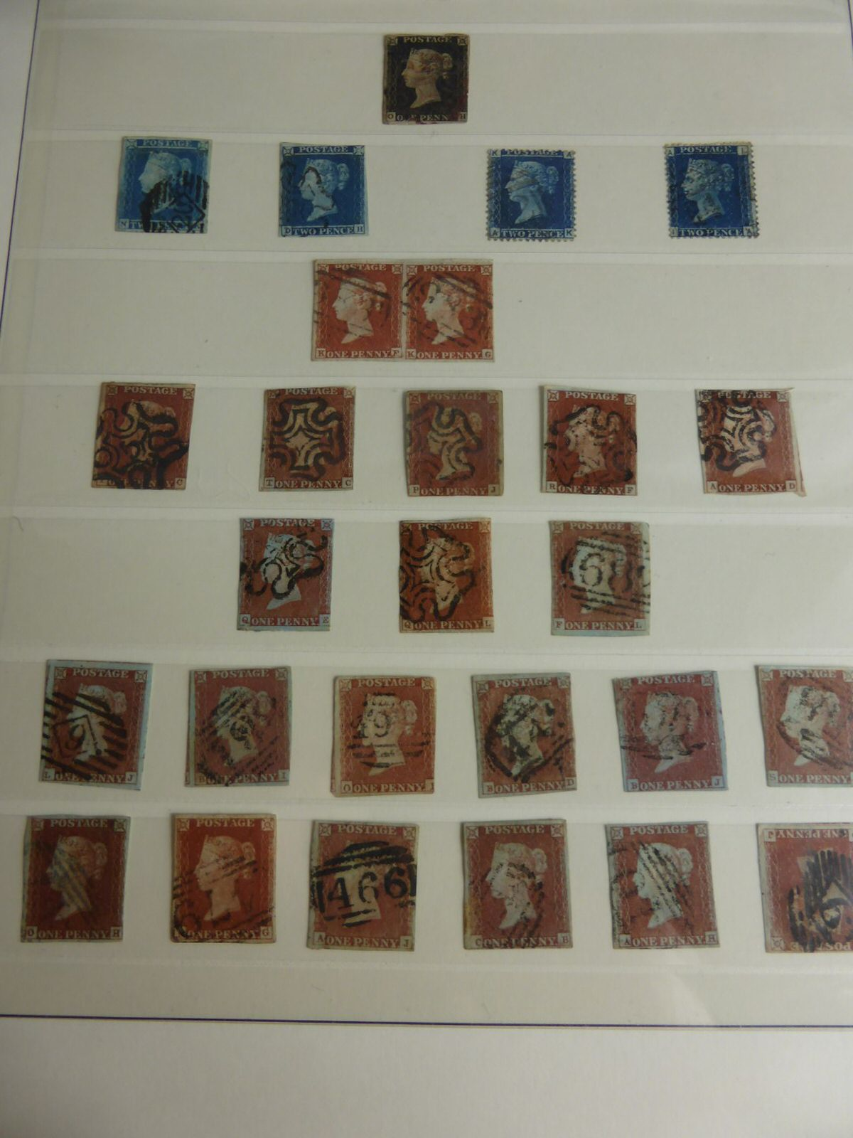 Stamps £360