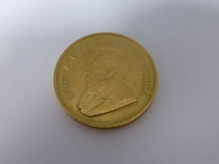 1975 South African Kruger Rand £680
