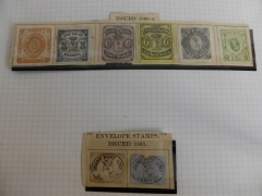An Album of German States Stamps £320