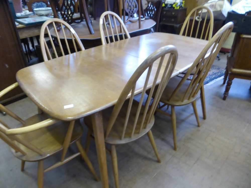 Ercol Table & Chairs £420