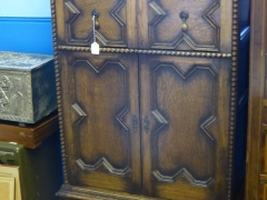 Edwardian Queen Anne Style Chest on Stand £380