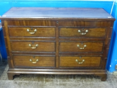 Georgian Oak Mule Chest £400