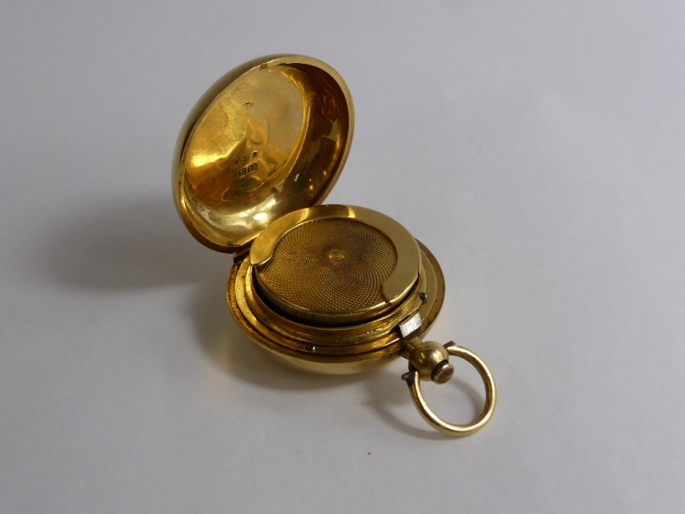 18ct Gold Sovereign Case 23.3gms £380