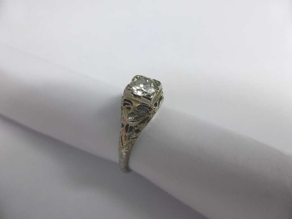 Diamond Ring £450