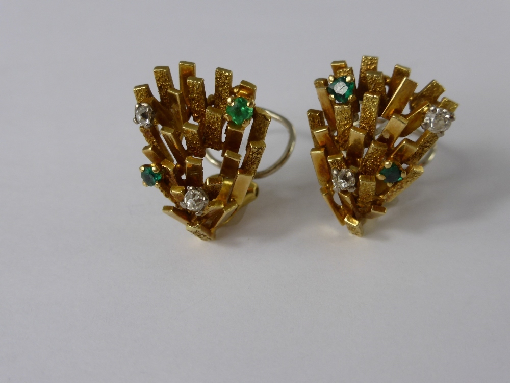 Gillian Packard Earrings £1600