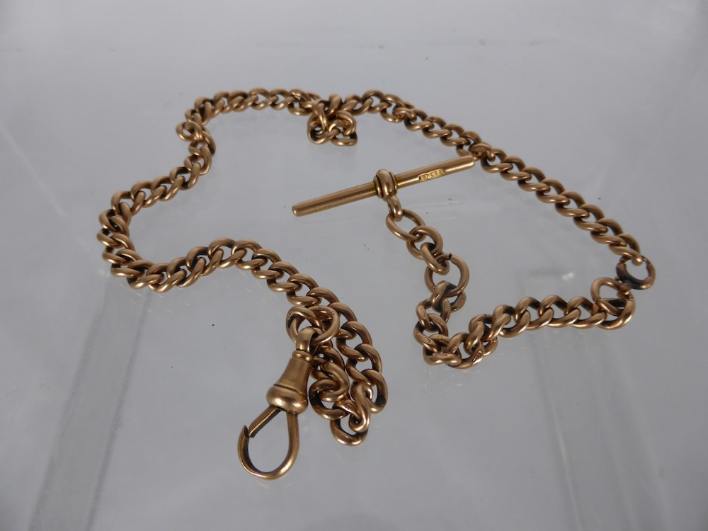 Gold Fob Chain £600