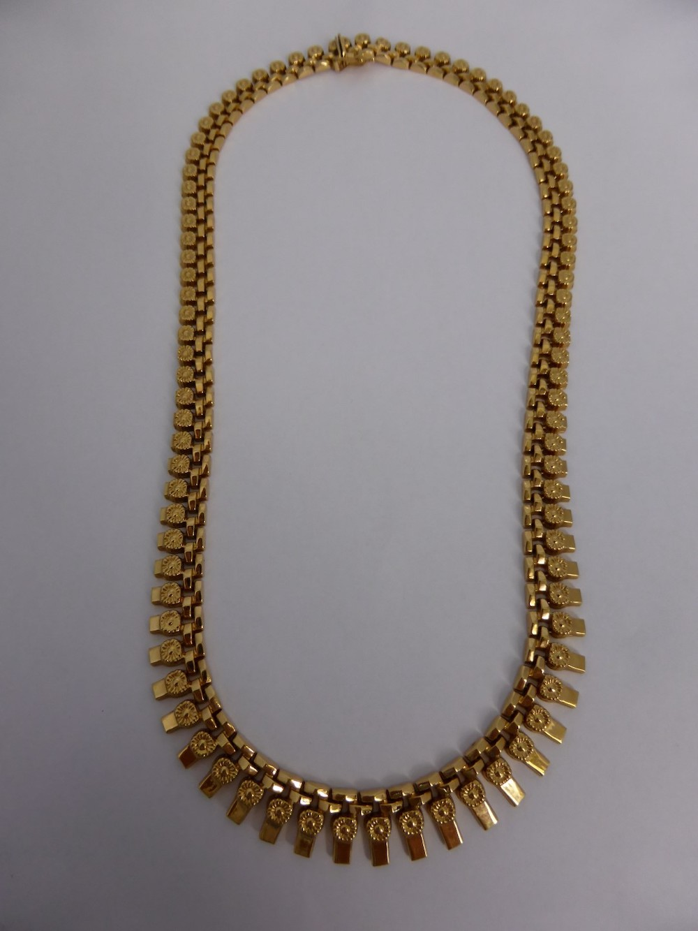 Gold Necklace £420