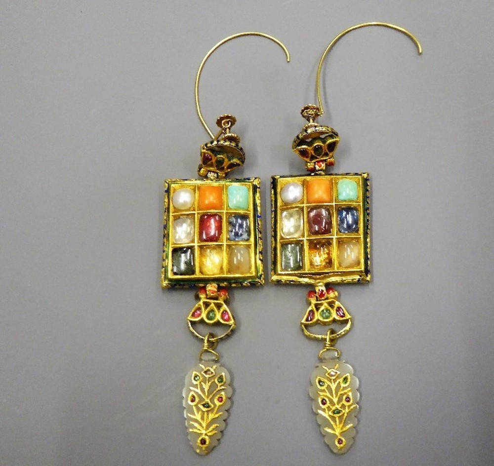 Navatra Earrings £1100