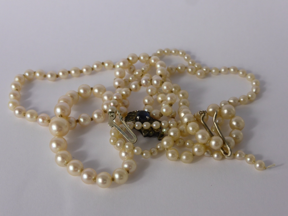 Natural Pearls £2200