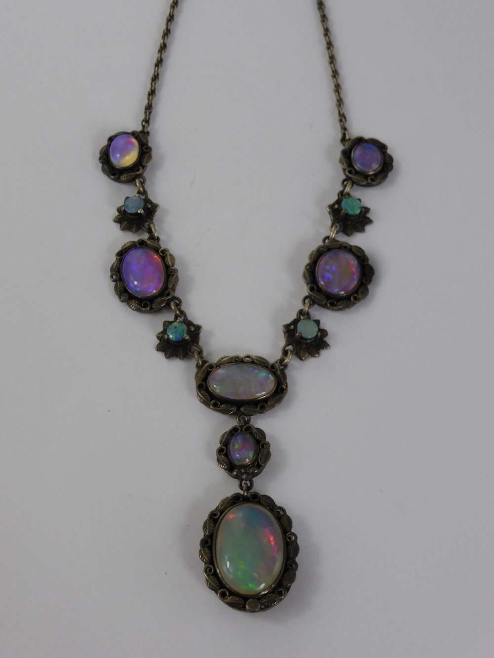Opal Necklace £600