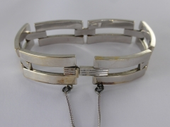 18ct White Gold Bracelet £400