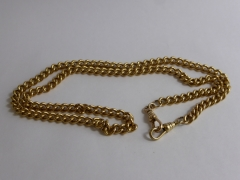 9ct Gold Fob Chain 38gms £300