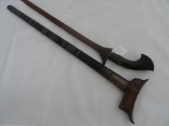 An antique Bali Keris Sword £500