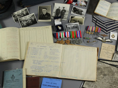 RAF Ephemera D.W Main  £550