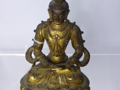 15th Century Bronze Deity £25,000