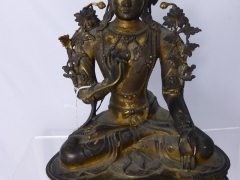 15th Century Bronze Deity £90,000