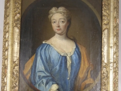 18th Century Oil on Canvas £460
