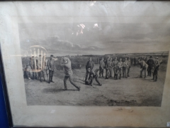 Black & White Engraving 'Entered According to Act of Congress 1892' £550