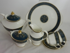 Royal Doulton Carlisle Dinner Set £300