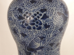 Antique Chinese Baluster Vase £320