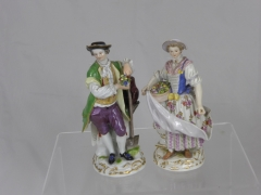 Circa 19th C Figurines £340
