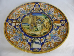 Maiolica Charger £600
