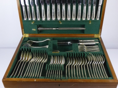 Canteen of Silver Cutlery £800
