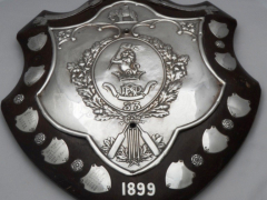 Regimental Sporting Trophy £360