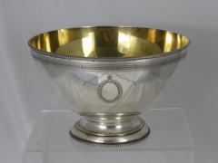 Silver Punch Bowl £360