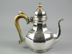 Asprey Silver Tea Pot SOLD FOR £ 460