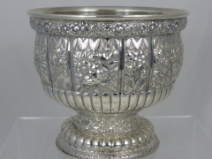 1873-1891 Solid Silver Tiffany & Co Centre Bowl £900