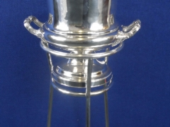 Harrods of London Solid Silver Champagne Cooler £950