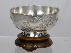 19th Century Chinese Silver Bowl £450