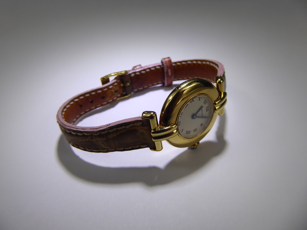 Lady's Cartier Watch £600