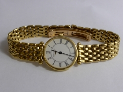 18ct Gold Ladies Longines Wrist Watch £680