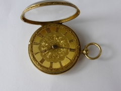 Yellow Pocket Watch £380