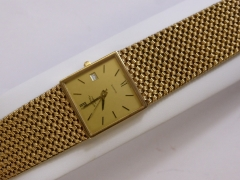 9ct Gold Rotary Wrist watch £500