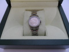 Lady's Stainless Steel Rolex Oyster Wristwatch £1150
