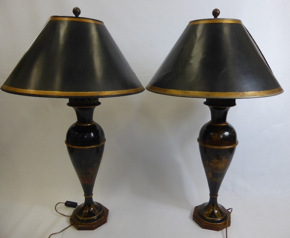 Chinese Lamps £320