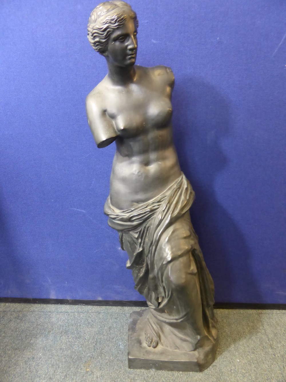 Classical Bronze Figure of a Lady £360