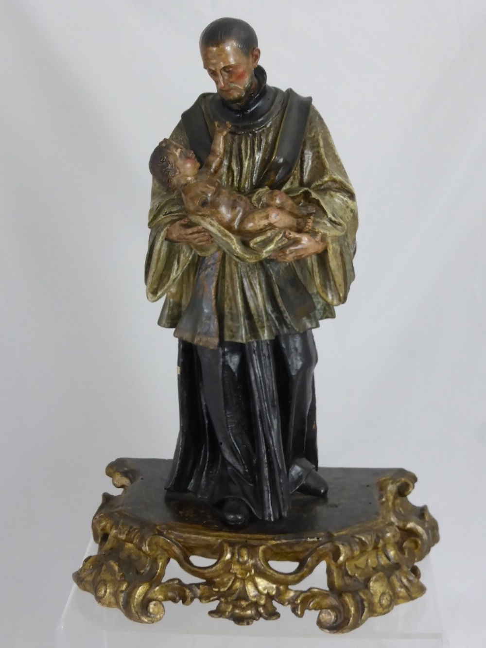18th Century Carved Figure £590