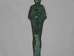 600-300BC Bronze Figure of Osiris £1400