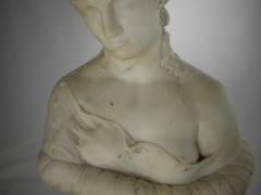 Marble Bust of Clyte £2200