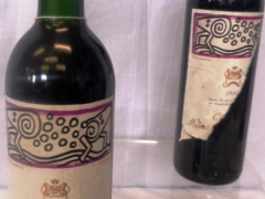 Two Bottles of Chateau Mouton Rothschild Pauillac 1988 £310